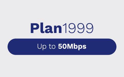 Streamtech's fiber internet plan