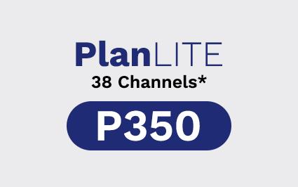 Streamtech Fiber Internet with Cable TV Plan Lite