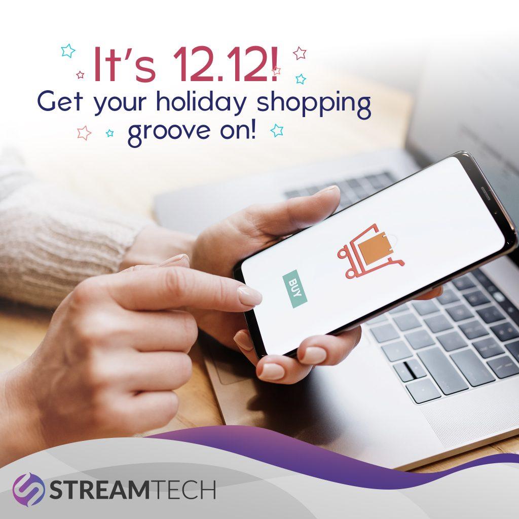 With Streamtech Fiber Internet, enjoy the big 12.12 sale!