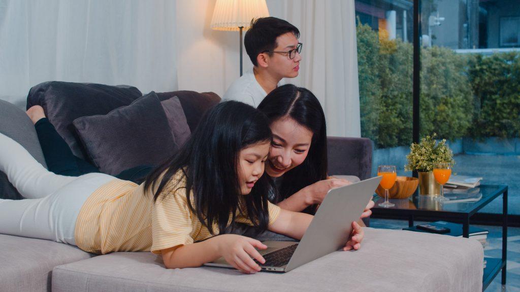 Enjoy smart living at your Crown Asia luxury home through Streamtech's Fiber Internet