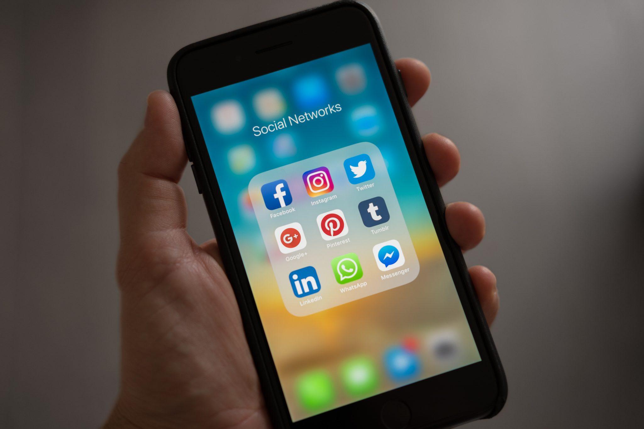 With Streamtech's fast fiber internet, you can do social media