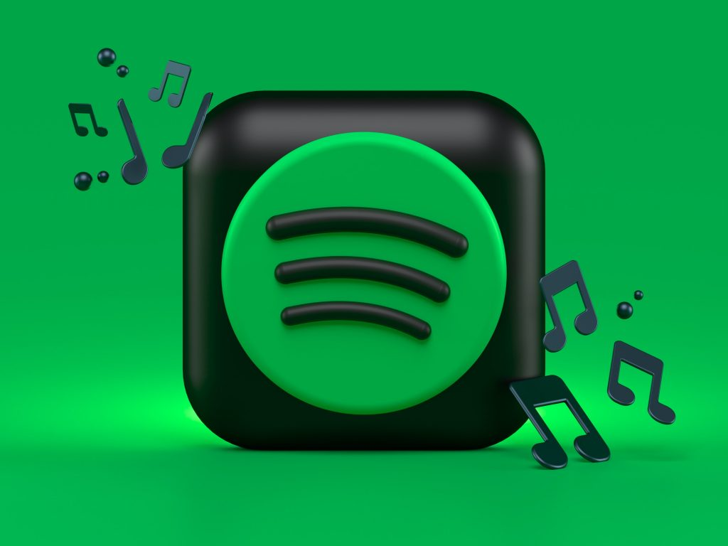 Access spotify with fast internet