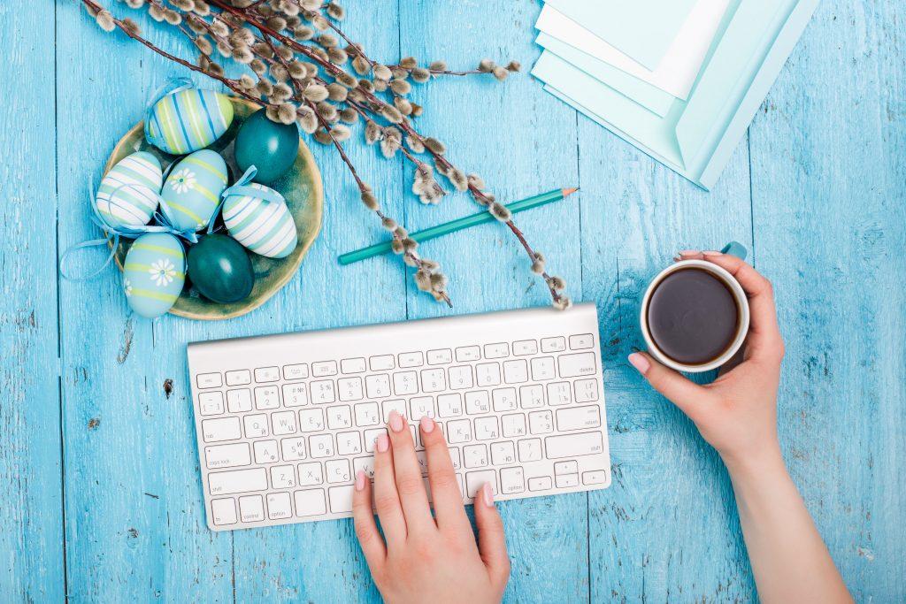 Celebrate Easter Sunday 2021 online with Streamtech's Fast Fiber Internet