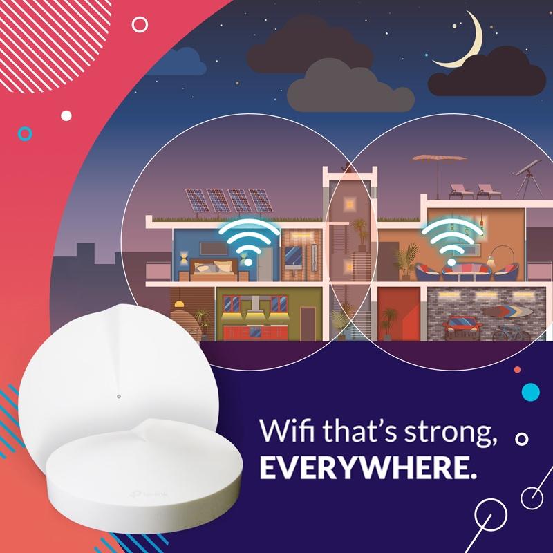 Streamtech fiber internet extendifi wifi extender