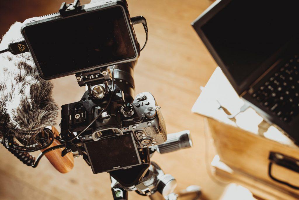 vlogging and streaming equipment - Streamtech - Fiber internet