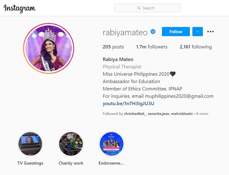 1.7 million followers of rabiya on instagram - fast and stable fiber internet