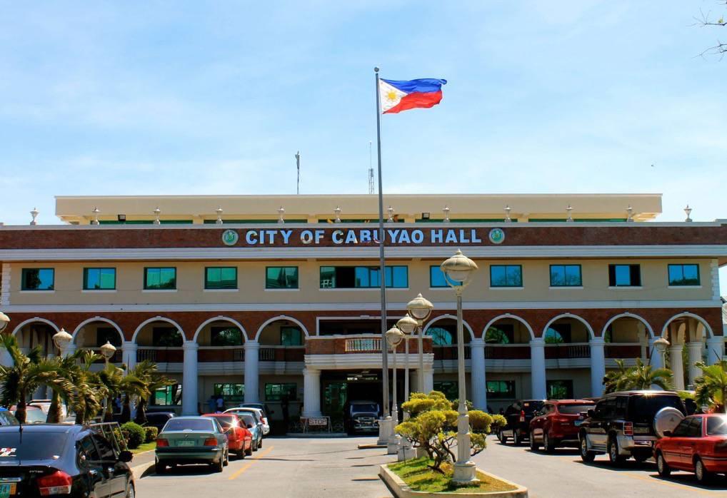 Cabuyao City Hall - fiber internet in laguna - streamtech