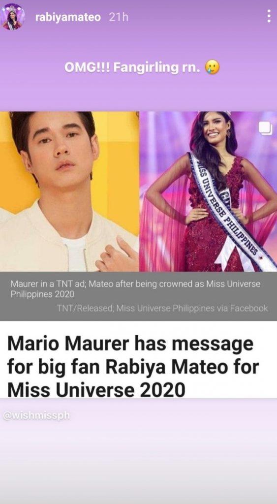 Rabiya fangirling on mario maurer - fast and stable fiber internet