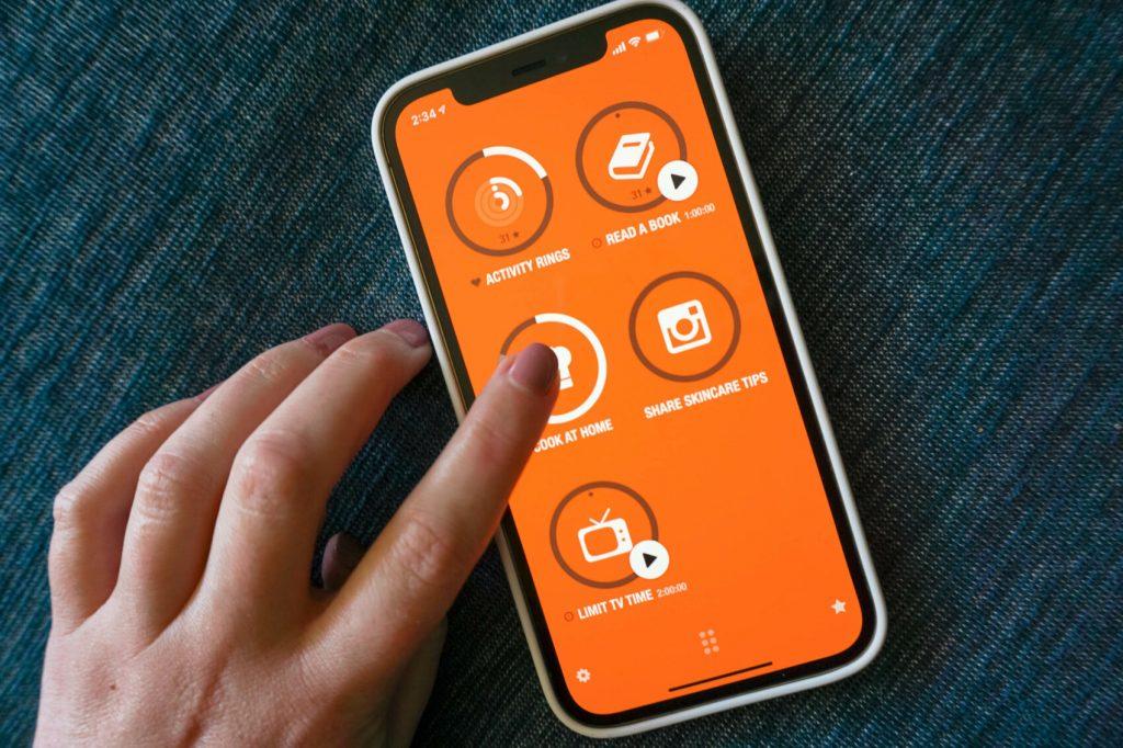 habit apps - reliable connection - streamtech