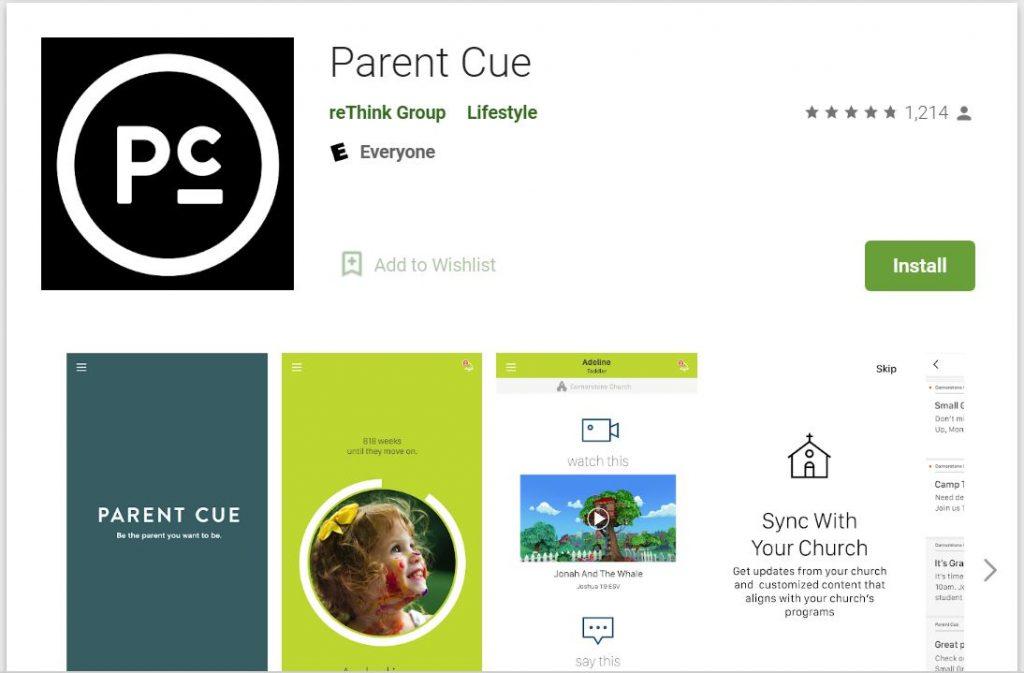 parenting app - access via the best isp