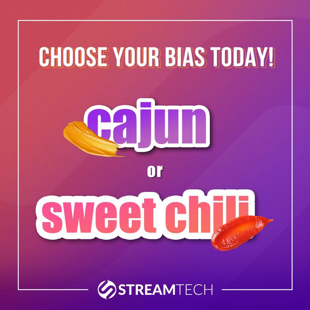 bts meal - sauce - fiber internet - streamtech