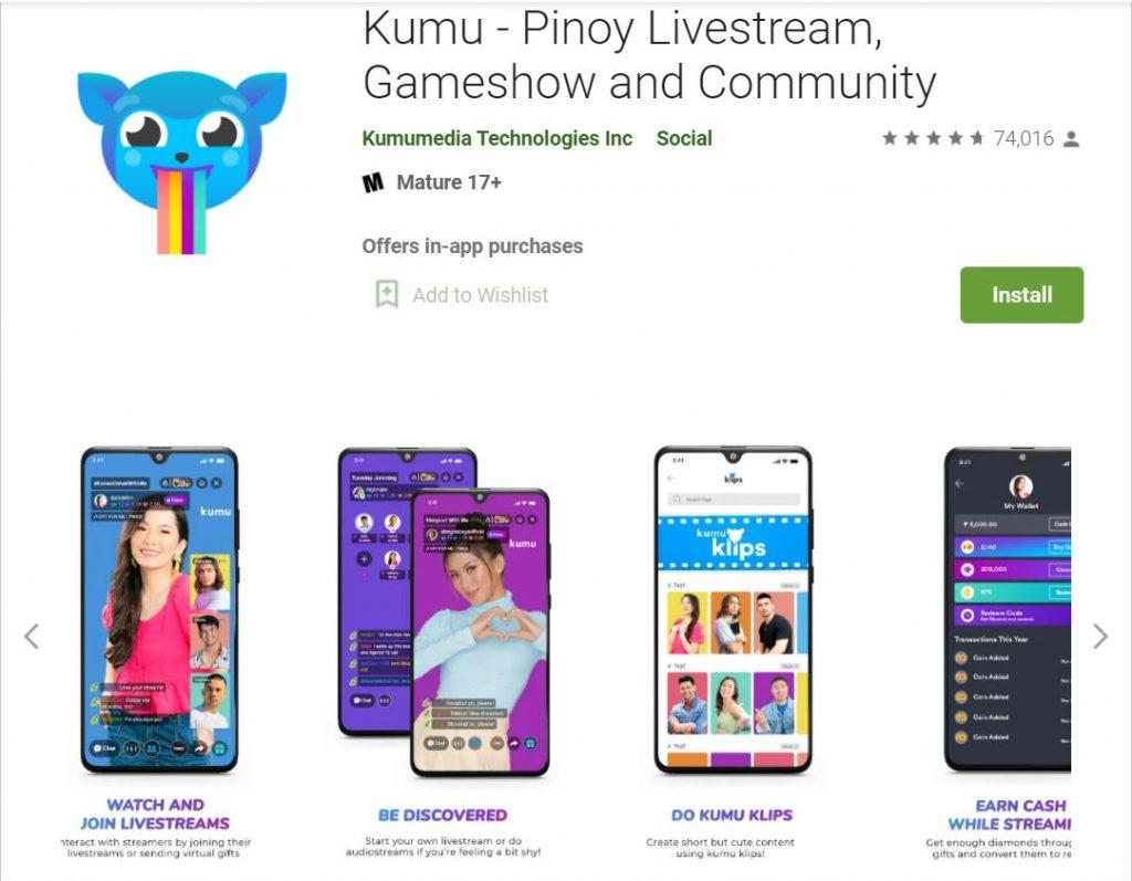 live stream with kumu - affordable home fiber plan - streamtech