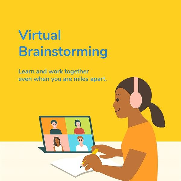 Advantage of virtual meeting - fiber internet - streamtech
