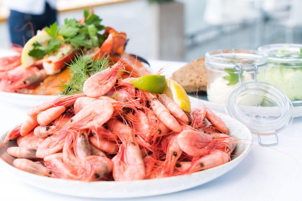Shrimps are healthy - fiber internet - Streamtech