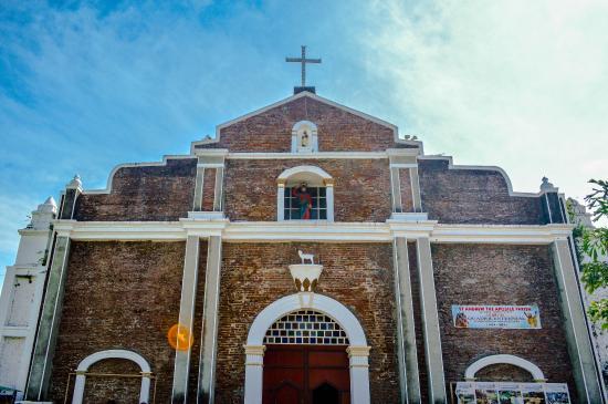 bacarra church - ilocos norte - fiber internet - streamtech