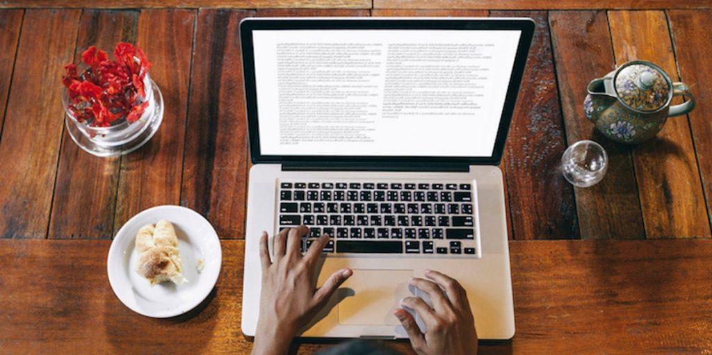 have breakfast - productivity tips - fiber internet - streamtech