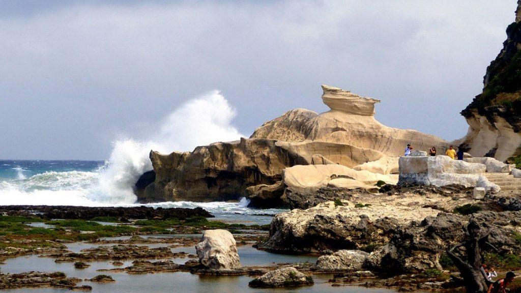 kapurpurawan rock formation - ilocos norte - fiber internet - streamtech