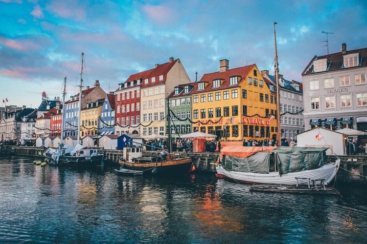Denmark - countries with fastest internet - streamtech fiber internet