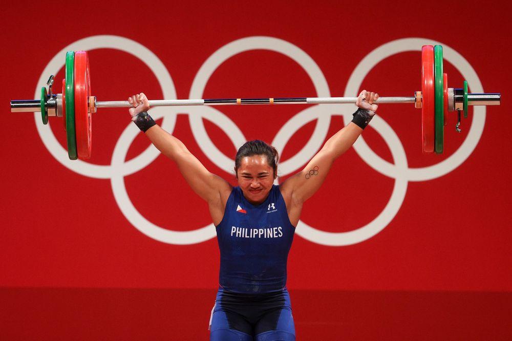 Hidilyn Diaz - Golden Olympic - Fiber internet - Streamtech