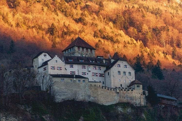 Liechtenstein - countries with fastest internet - streamtech fiber internet