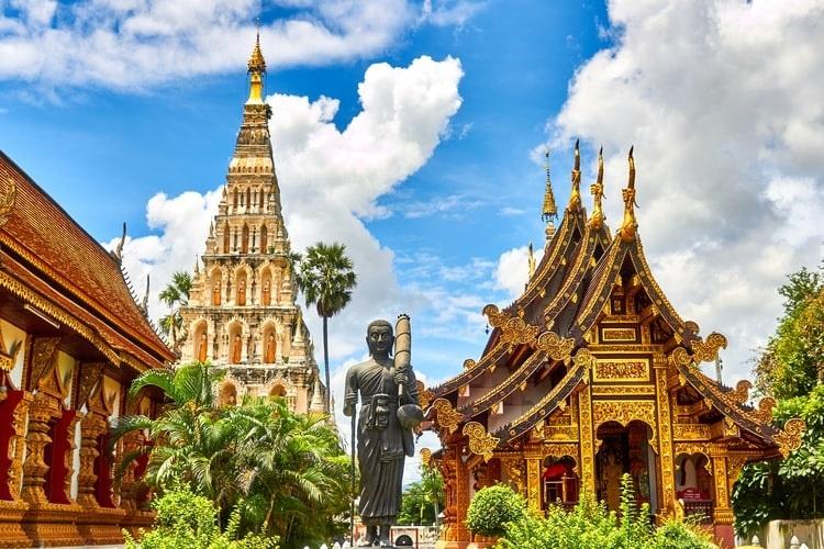 Thailand - countries with fastest internet - fiber internet - streamtech