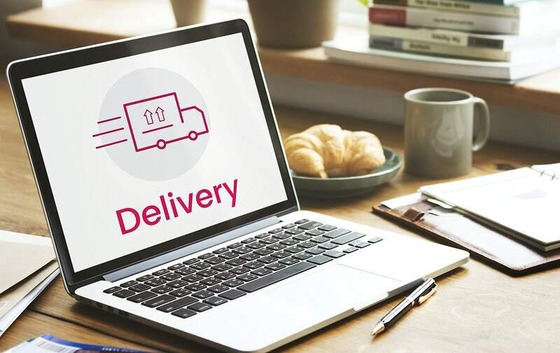 online delivery service - fiber internet - streamtech