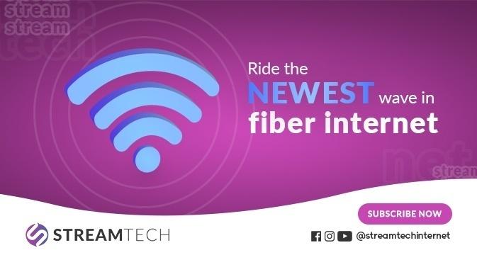 Streamtech Fiber Internet to play online sabong