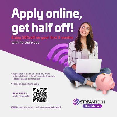 Streamtech-discount-online
